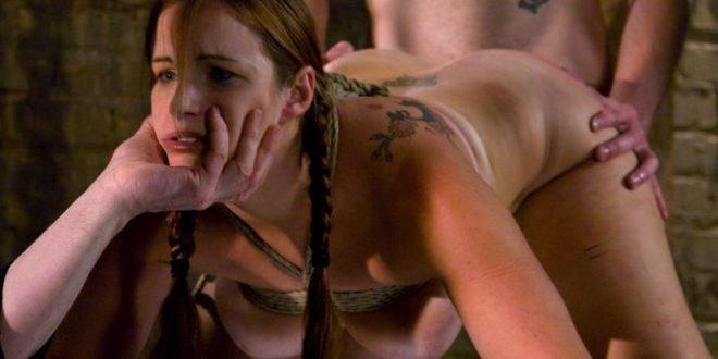 Orjatar nauttii nöyryytyksestä - BDSM ja Kinky - Seksinovellit Suomesta